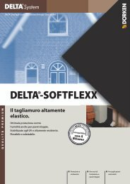 DELTA®-SOFTFLEXX