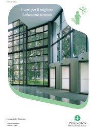 I vetri per il migliore isolamento termico - Edilio