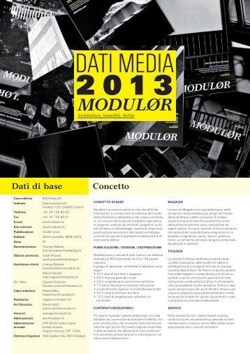 DATI MEDIA - Boll Verlag