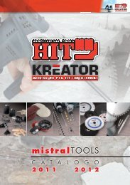 Punte - Mistral Tools