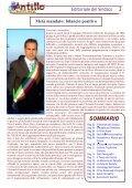 LA STORIA RICOMINCIA LA STORIA ... - Comune di Antillo - Page 2