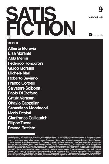 Linnio Accorroni (Stilos), Elettra Aldani (D- la ... - Satisfiction