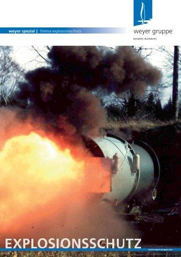 Explosionsschutz - weyer gruppe