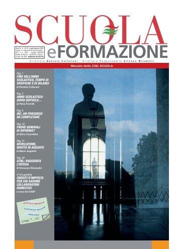 N. 12.pdf - CISL Scuola