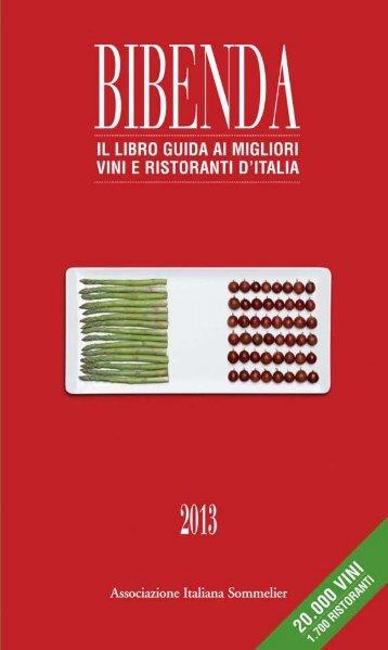 I 5 grappoli 2013 - Bibenda