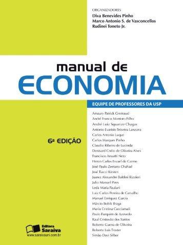 economia - Editora Saraiva