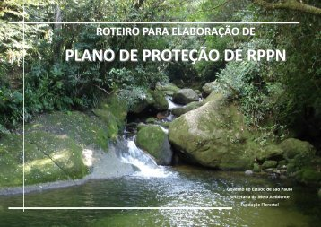 PLANO DE PROTEÇÃO DE RPPN - IDEAS - Para um MUNDO novo!