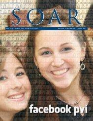 VOLUME XI, NUMBER 1 • SPRING 2011 - Paul VI High School