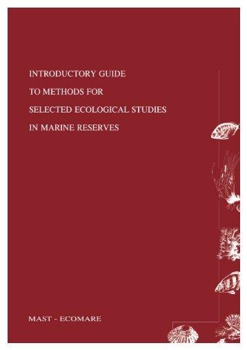 introduction - Centre d'Océanologie de Marseille