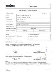 Auditbericht - Wayss & Freytag Ingenieurbau AG