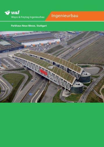 Neue Messe Stuttgart.pdf - Wayss & Freytag Ingenieurbau AG