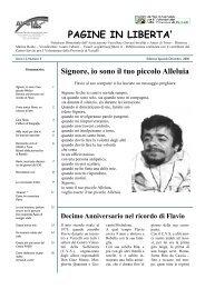 Numero Speciale Dicembre per Flavio - AVGIA Trino