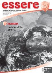 ESSERE marzo aprile 2011 piccolo.pdf - CSA Arezzo