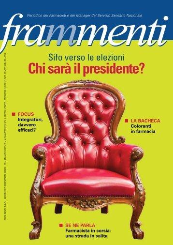 Chi sarà il presidente? - Healthcommunity