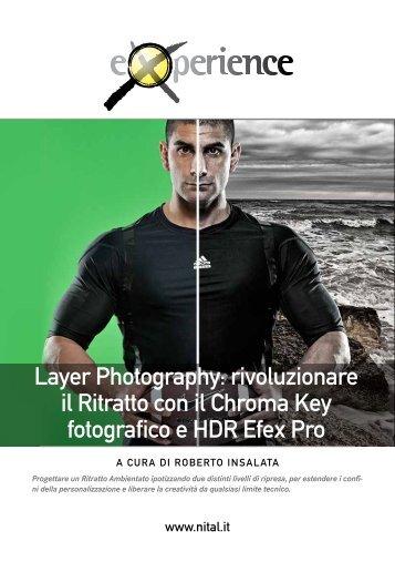 layer Photography: rivoluzionare il ritratto con il ... - Roberto Insalata