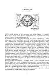CIANFARANI «IL CONVITO» 1938 - CIRCE