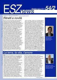 Ritratti e novità La terra, la vita, l'amore - Edizioni Suvini Zerboni