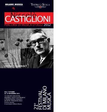 Brochure - Fondazione Milano