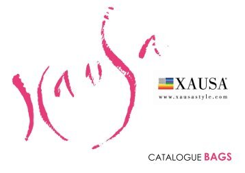 CATALOGUE BAGS - Xausa
