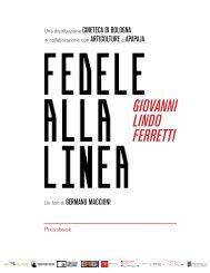 GIOVANNI LINDO FERRETTI - Fedele alla Linea Il Film