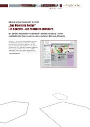 Casestudy Roche/BeeComeOne - Milch & Zucker AG