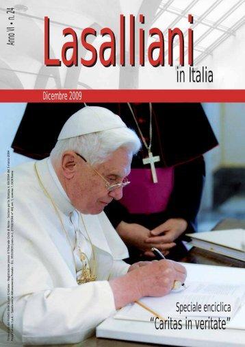 Anno VI n. 24 - Dicembre 2009 - Provincia Italia