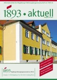 01/2005 - Magdeburger Wohnungsbaugenossenschaft von 1893 eG
