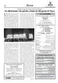 TOSCA - Il giornale dei Grandi Eventi - Page 2
