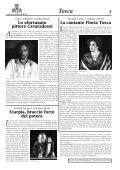 TOSCA - Il giornale dei Grandi Eventi - Page 5