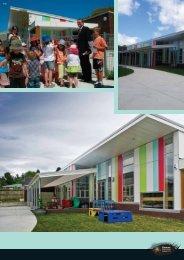 Silverstream Kindergarten - Resene
