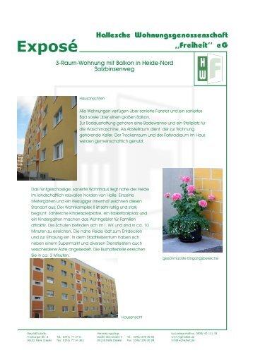 3 Raum Wohnung mit Balkon und EBK in Chemnitz auf dem Kaßberg!