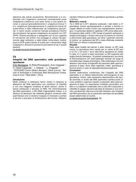 ANDROLOGICAL SCIENCES - Jas - Journal of ANDROLOGICAL ...