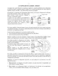 3-Accoppiamenti Albero-Mozzo - Pesenti