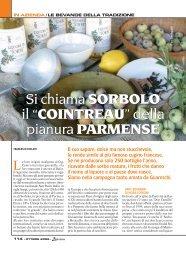 """""""COINTREAU"""" della pianura PARMENSE - Ermes Agricoltura"""