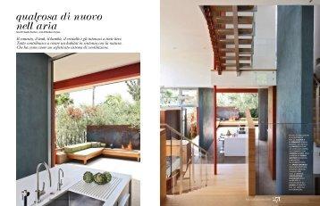qualcosa di nuovo nell'aria - Steven Shortridge Architects