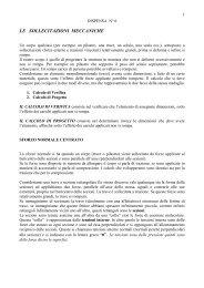Le sollecitazioni meccaniche.pdf