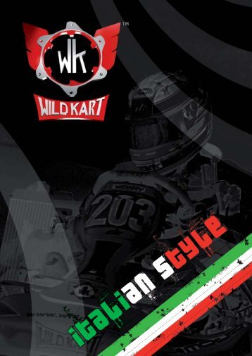 WILDKART CATALOGO DEF 08 ULTIMO2.indd - Kart Parts Unlimited