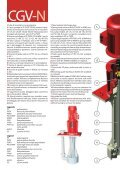 pompe centrifughe verticali con giunto - Affetti Giuseppe - Page 2