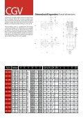 pompe centrifughe verticali con giunto - Affetti Giuseppe - Page 6