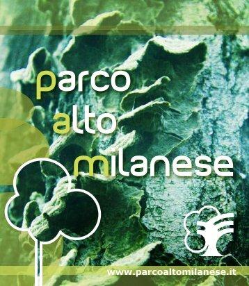 Scarica la relazione in formato pdf - Parco Alto Milanese