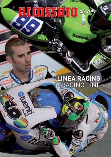 Catalogo Linea Racing - Accossato