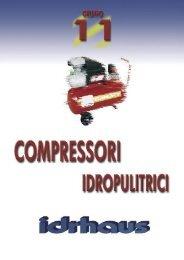 Compressori, idropulitrici - Idrhaus