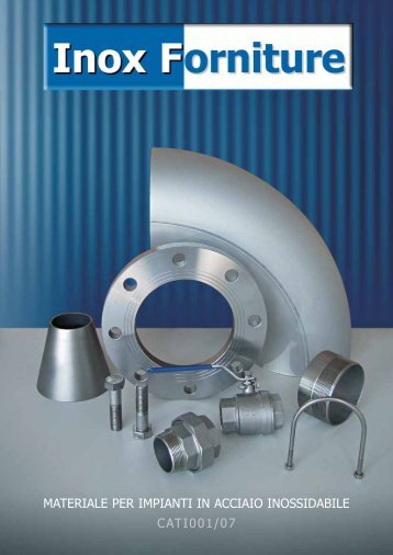 Catalogo Impianti - Inox Forniture