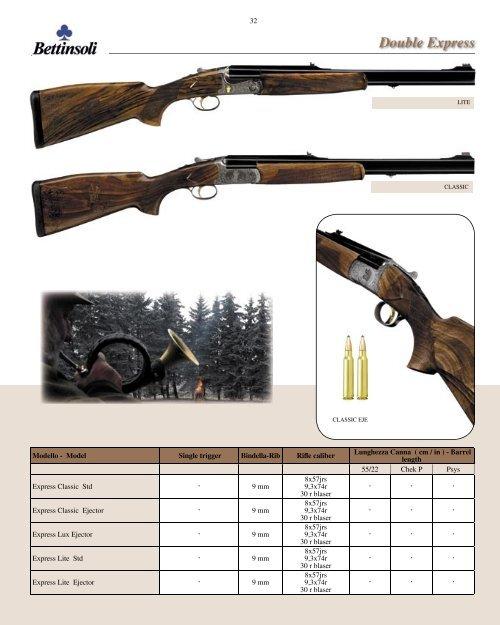 Bettinsoli Catalogue