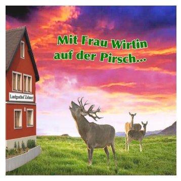 Mit Frau - Landgasthof Zehner