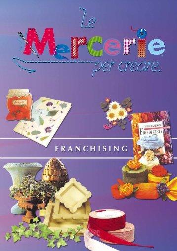 Operazione franchising - Le mercerie