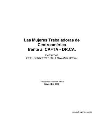 Las Mujeres Trabajadoras de Centroamérica frente ... - Training.itcilo.it