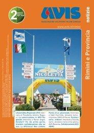 giornalino agosto 2008(.Pdf 2 MB) - Avis