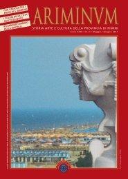 ARIMINUM maggio/giugno - Rotary Rimini