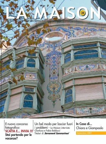 In Casa di... - San Marino Annunci